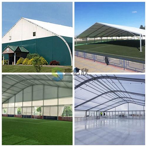 体育篷房大型户外赛事篮球zu球游泳馆滑雪场网球场综合运动场篷房