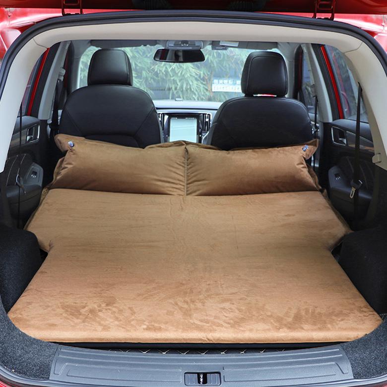 SUV车载充气床自充气床垫汽车床垫后备箱旅行床车用睡垫