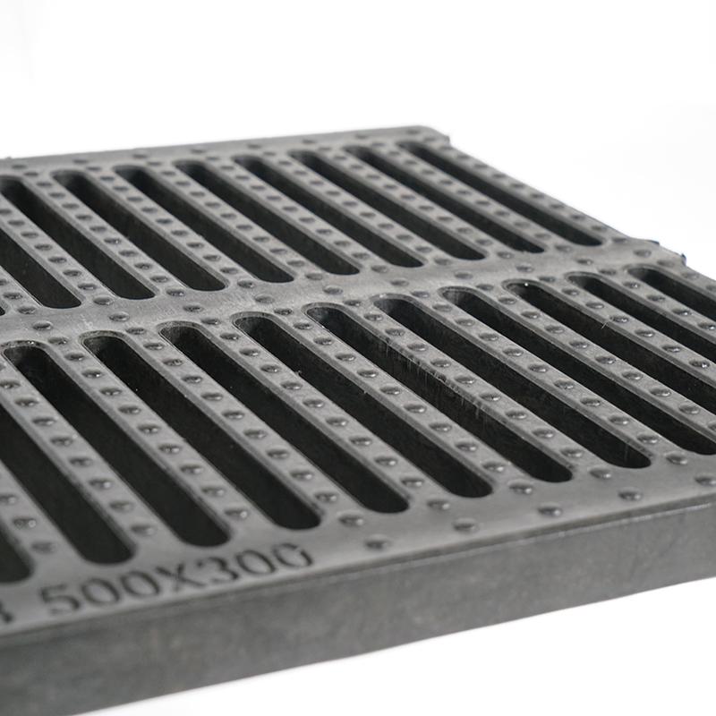 绿谷井盖车库复合排水沟地沟盖板厨房下水道篦子500X300X30过汽车
