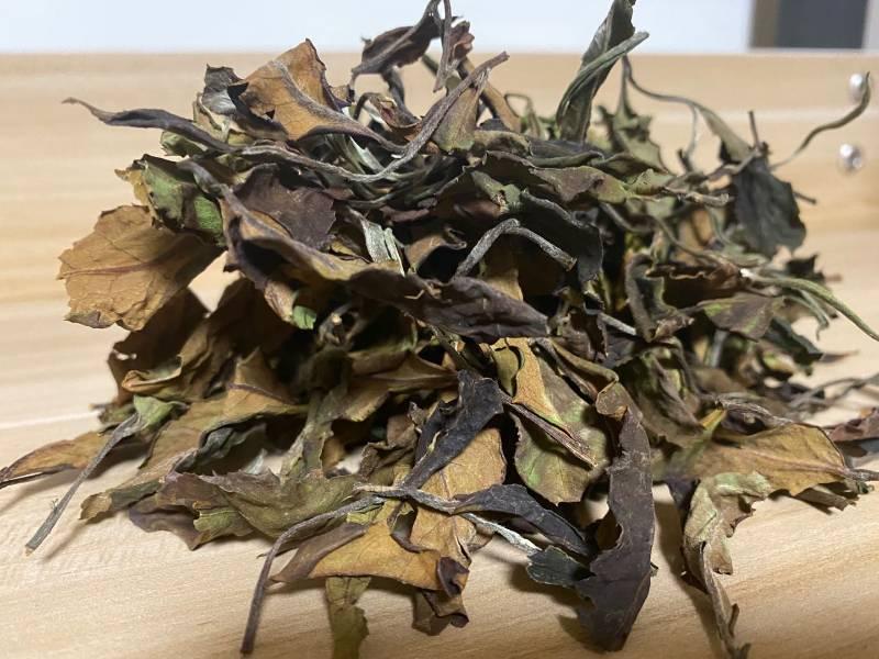 克分享装 250 年易武古树白茶 2018