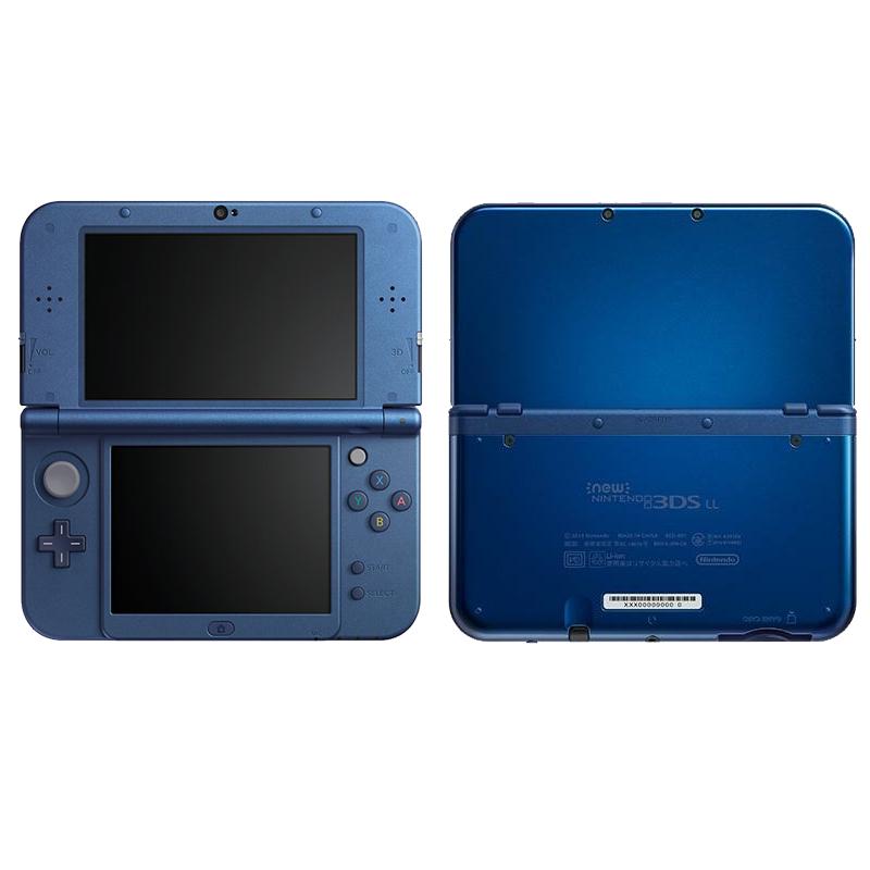电玩北京 NEW 3DS 3DSLL游戏主机掌机 NEW 2DSLL包邮支持分期免息