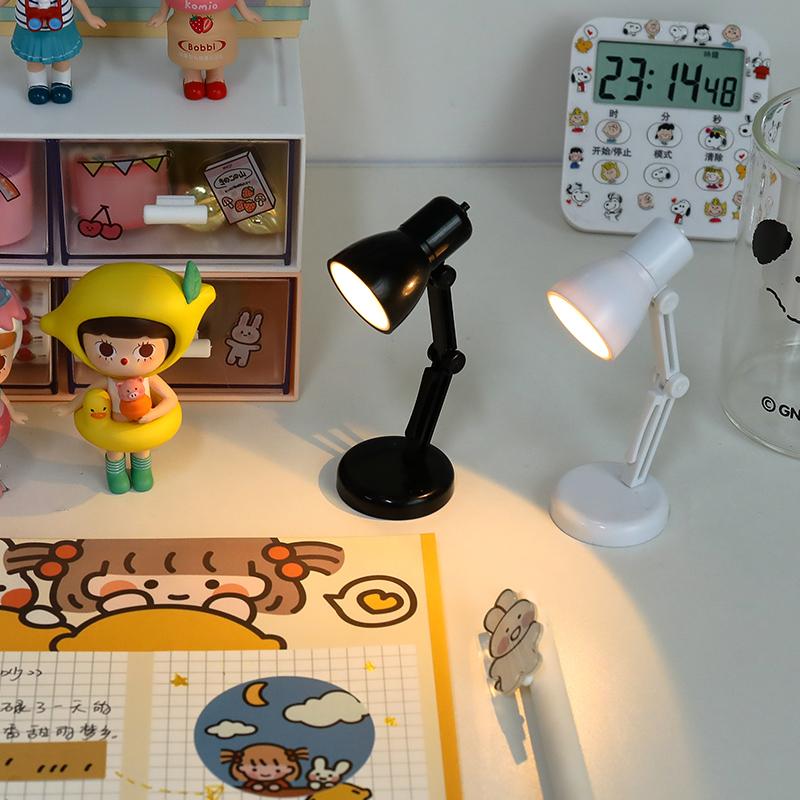 红床头宿舍书桌电脑灯