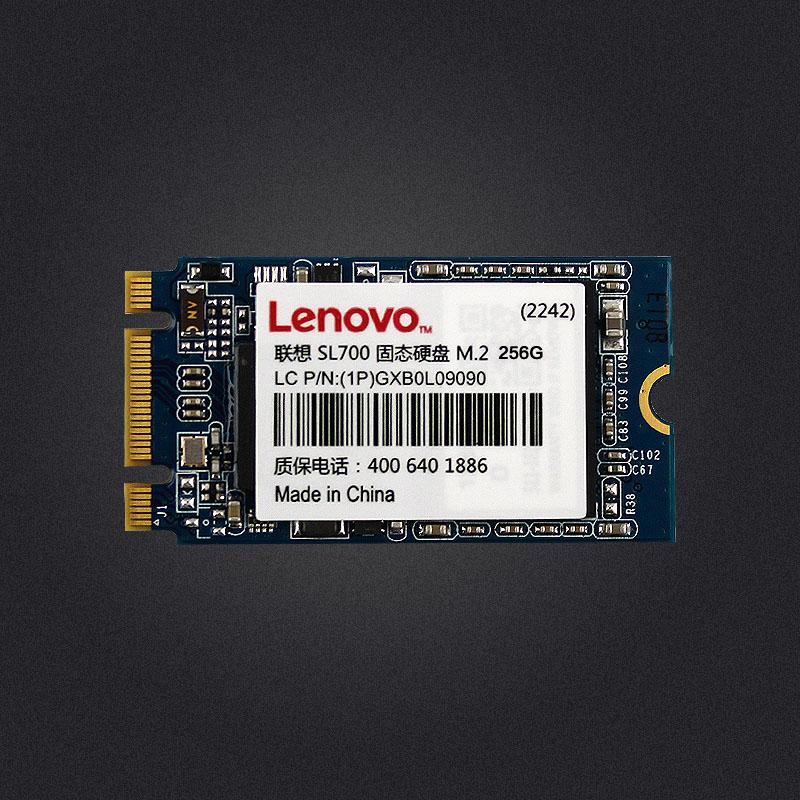 联想 SL700 2242 256G M.2 NGFF SSD NVME固态硬盘笔记本全新512G
