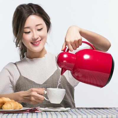 物生物欧式保温壶 家用热水壶暖壶开水大容量学生宿舍暖瓶暖水瓶 - 图3