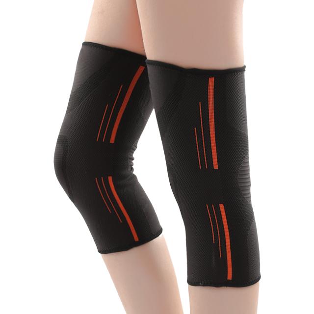凯瑞运动护膝盖男女式健身深蹲保暖篮球跑步户外护具半月板登山
