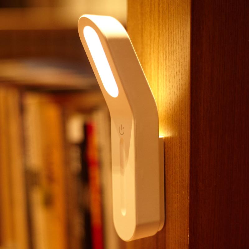 小台灯充电吸铁宿舍夜读灯酷毙灯护眼灯大学生学习阅读灯创意礼品