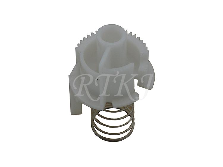适用联想2451清零齿轮M7605D/M7455DNF/M7615DHA粉盒复位齿轮芯片
