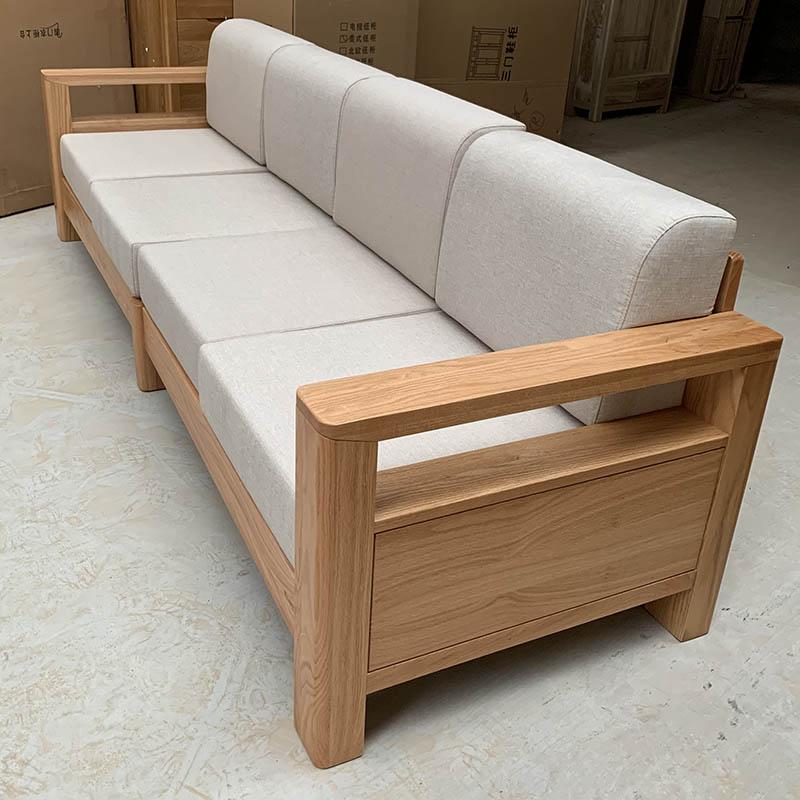 代简约新中式客厅家具