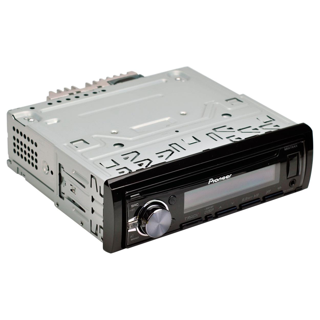 先锋汽车音响DEH-X3850车载CD机改装cd功放车载主机WAV无损播放器