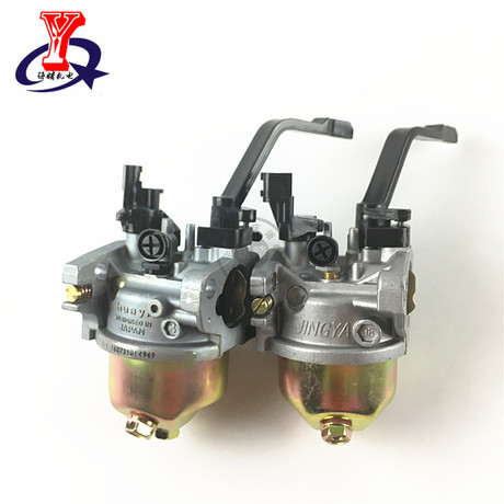 Gasoline generator parts 168F carburetor box parts 3KW engine parts 188  carburetor high pressure package