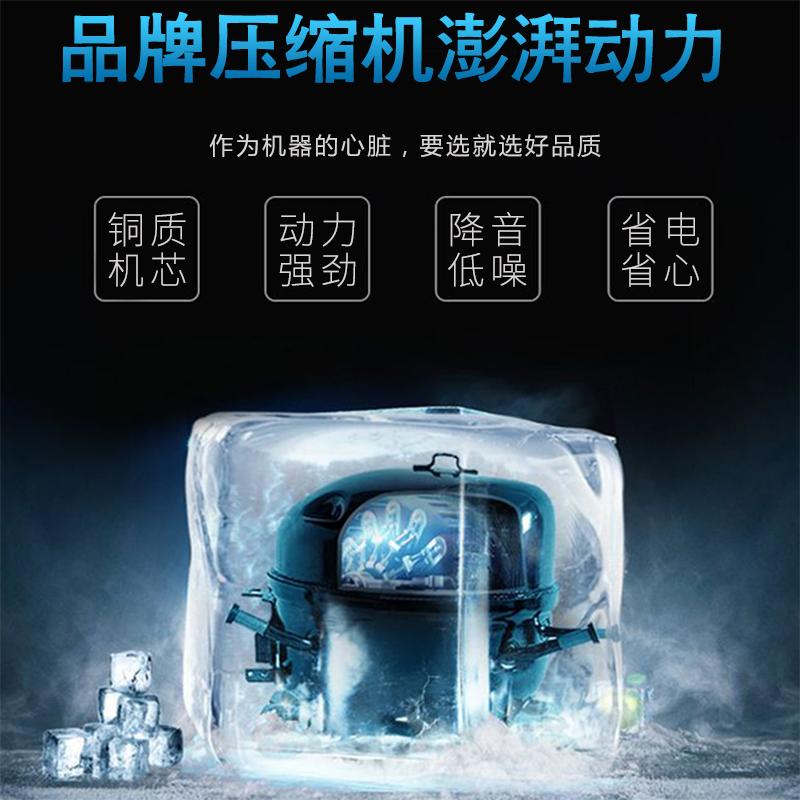 展示柜冷藏饮料柜冰柜大容量单双门立式风冷直冷超市冰箱保鲜冰柜