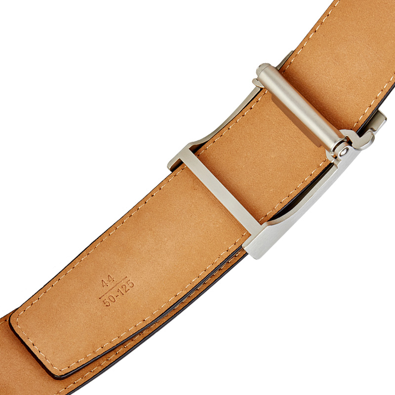 诗泊伦不锈钢皮带头男内穿无牙自动扣3.6青年腰带卡子配件3.85