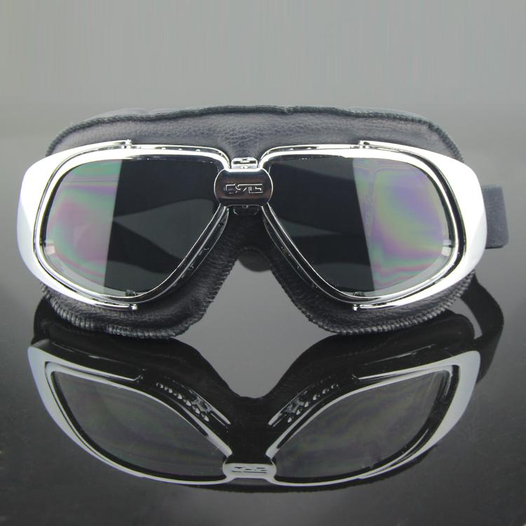 男摩托騎車機車眼鏡防塵透明風鏡護目鏡防風防沙戶外運動鏡