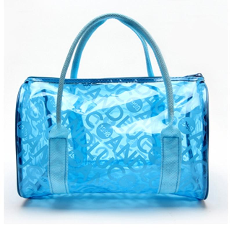 糖果色游泳專用包/防水包/休閒包 防水防潮 加大加厚 手提防水包