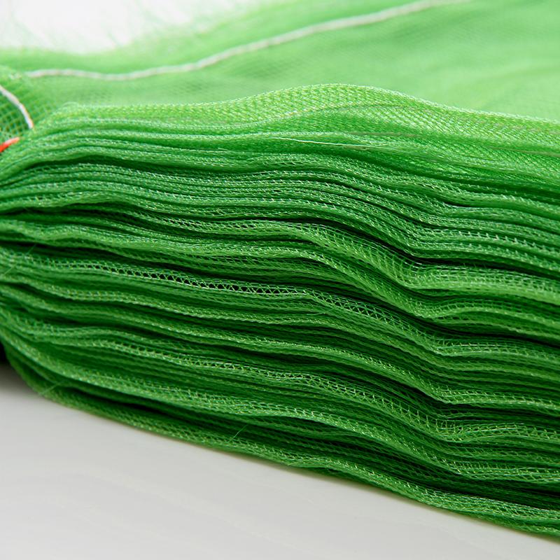 牛蛙网袋 水产海鲜网袋 玉米龙虾透气窗纱绞织袋 菜蛙袋子