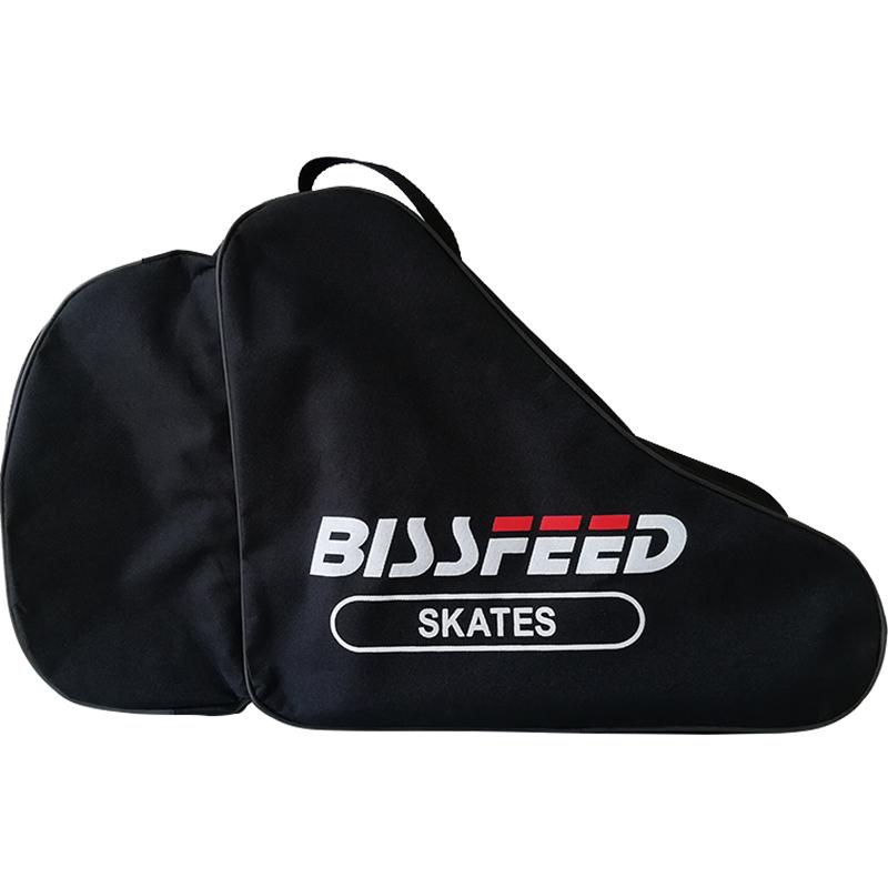 大容量儿童轮滑包速滑手提旱冰冰刀鞋包溜冰加厚便携袋子收纳背包