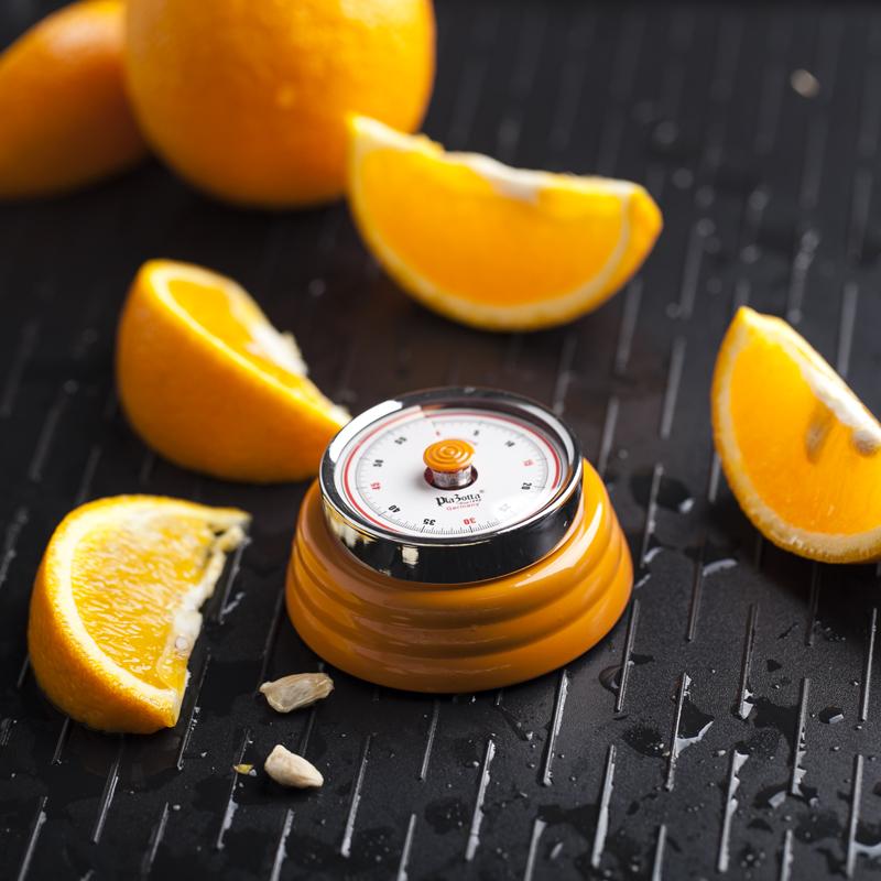 德国plazotta厨房机械计时器 厨房定时器 学生提醒计时器 番茄钟