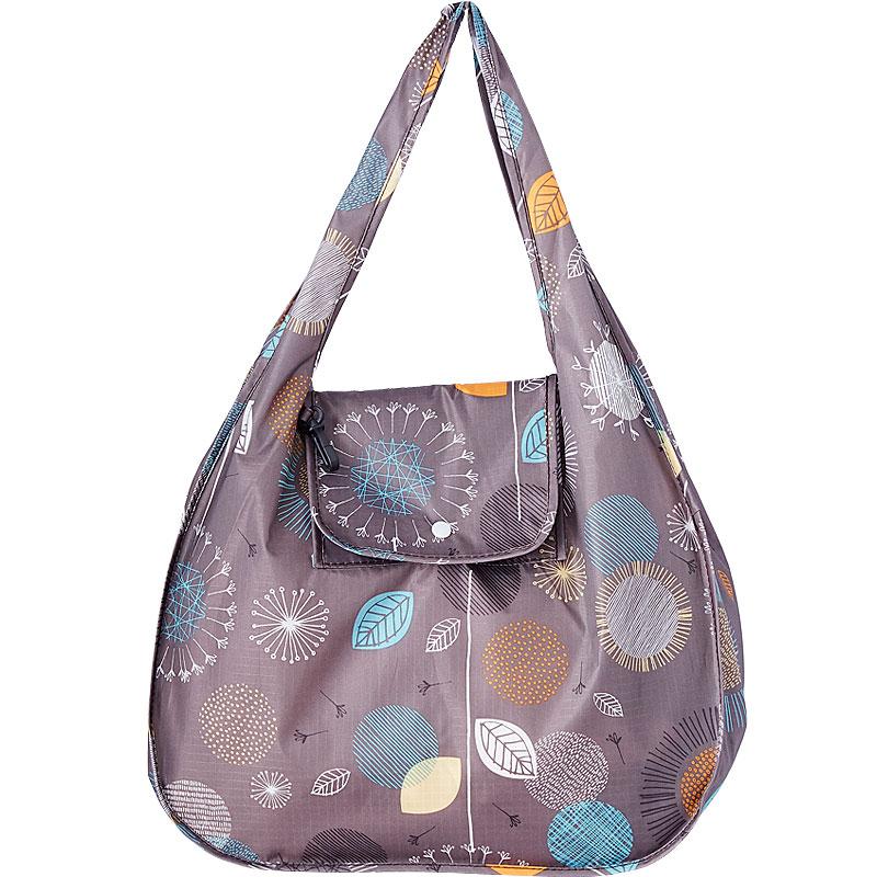 可折叠超市购物袋牛津布买菜包防水环保袋布袋子便携手提袋大容量