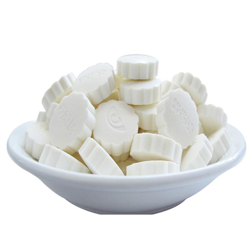 500g 草原情内蒙特产天境蒙源含乳片原味酸奶味牛初乳高钙奶片