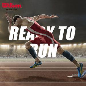 威尔胜跑步马拉松运动压力硬拉护腿护小腿套护大腿护腿套夏季薄款