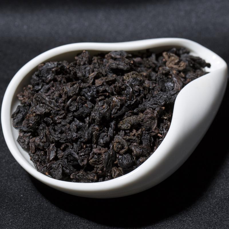 500g 黑乌龙茶高浓度油切茶叶戮炭技法乌龙茶共 1 送 1 买 真尚一饮