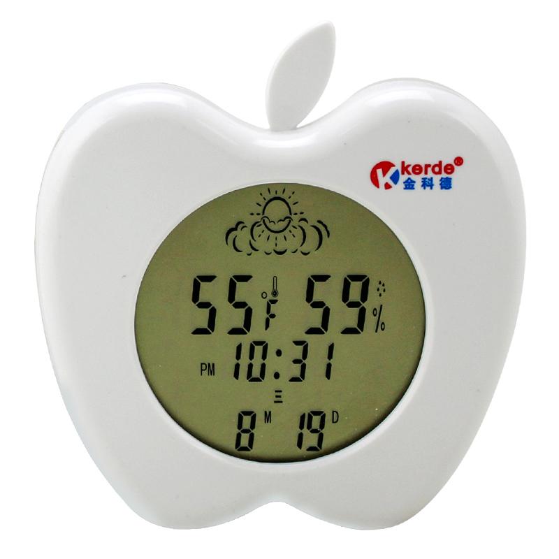 家用电子室内温度计湿度计