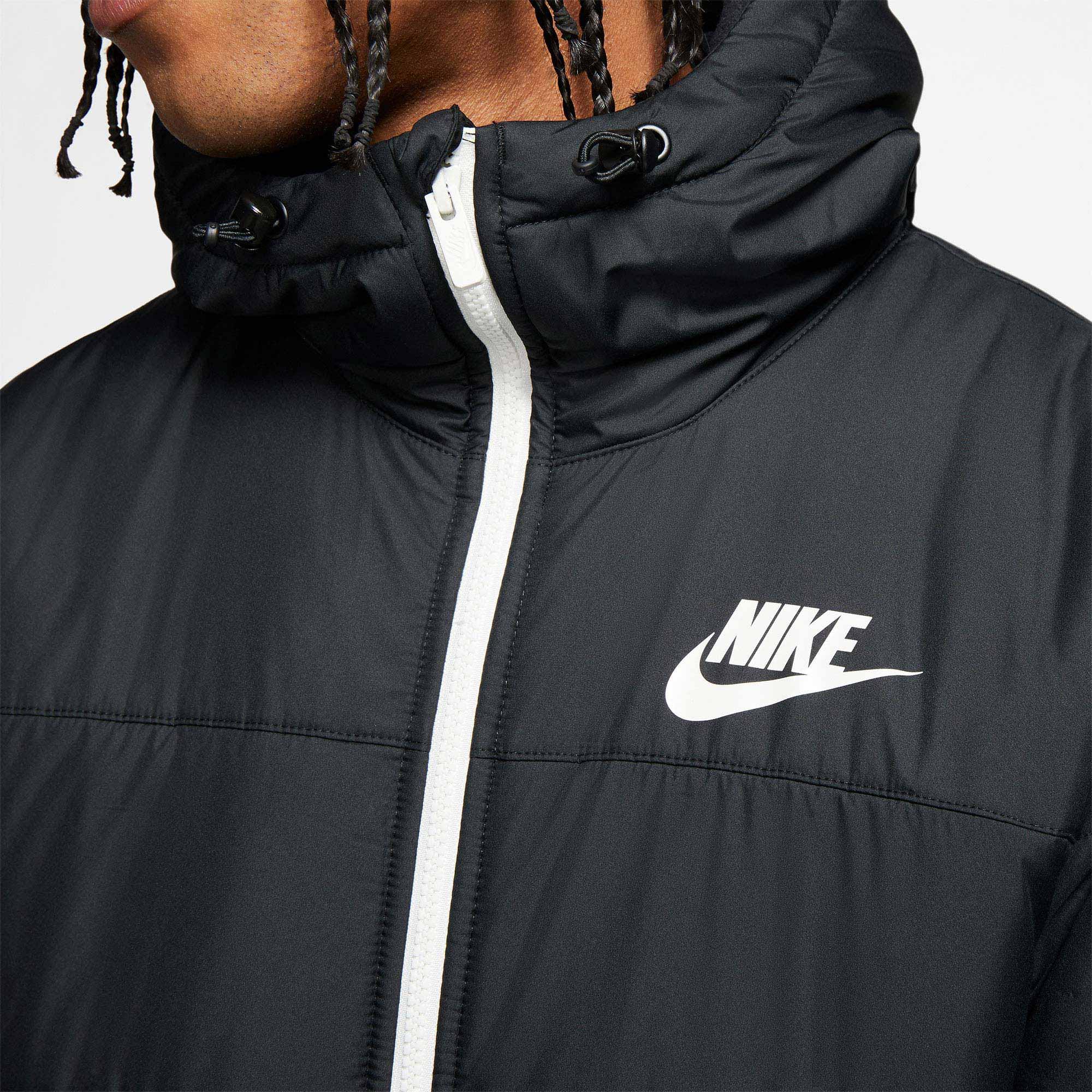 NIKE耐克外套男装2019冬新款连帽棉衣防风保暖运动棉服BV4684-010高清大图
