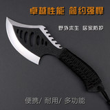 Multi-function knife mountains ax camping ax tactical military fans supplies self-defense equipment engineering wilderness survival ax