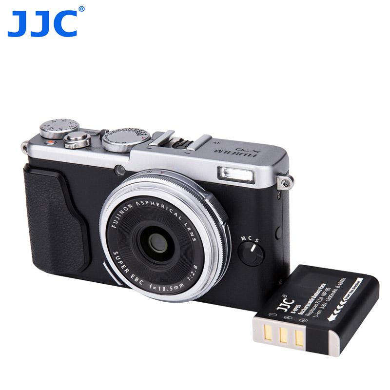 JJC 富士NP-95电池 富士X30 X70 X100 X100s X100T微单相机电池
