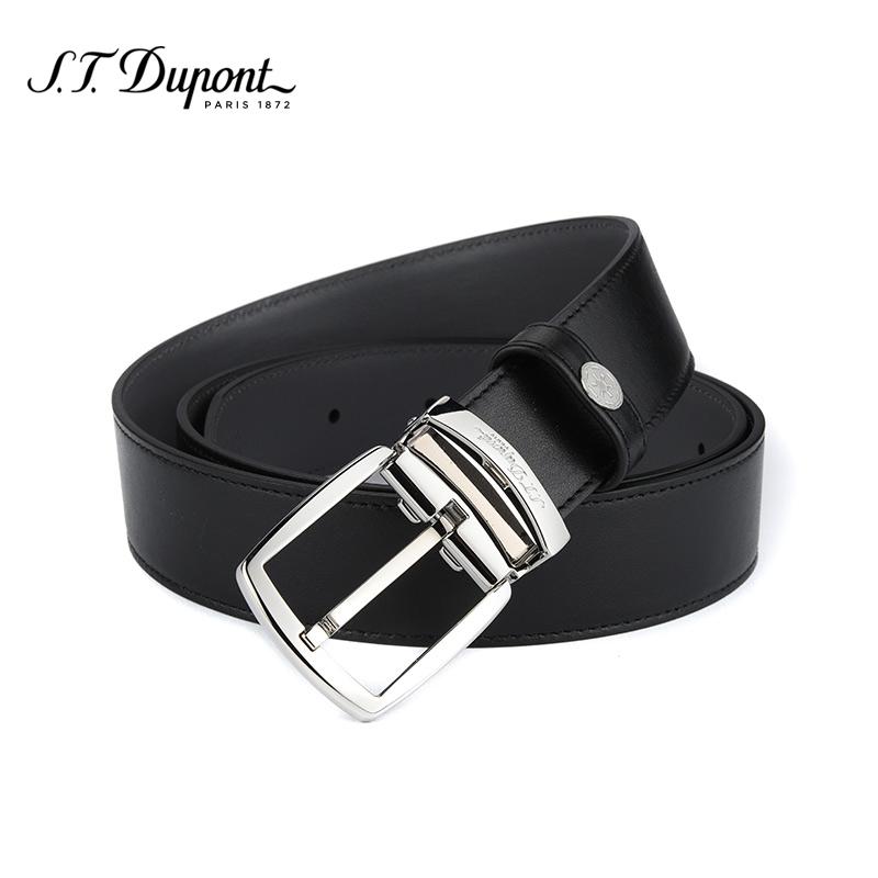S.T.Dupont/法国都彭男士腰带皮质商务休闲皮带8210158