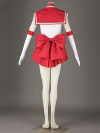 美少女战士衣服-火野丽cos服装动漫游戏cosplay服装舞台演出儿童