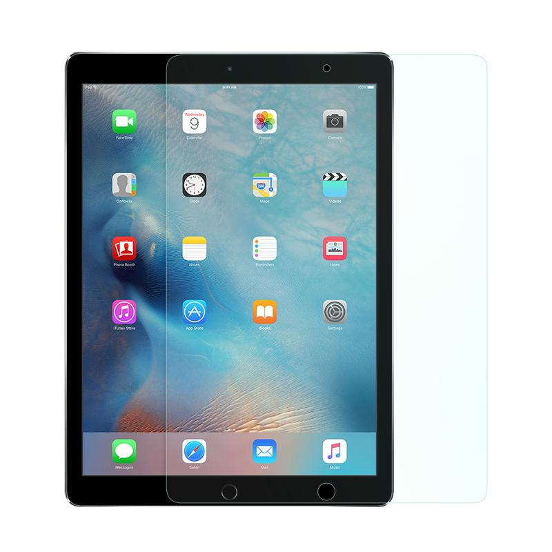 佳士盾iPad2018钢化膜Air2抗蓝光贴膜苹果12.9pro屏幕保护膜9.7寸mini45