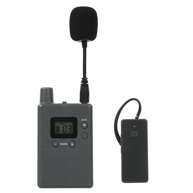 导游无线讲解器解说蓝牙耳机同声翻译机导游带团神器讲解器一对多