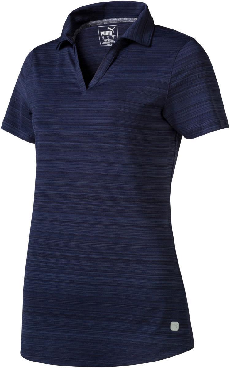 Puma/彪马女士高尔夫球POLO衫短袖舒适运动休闲美国直邮5142828
