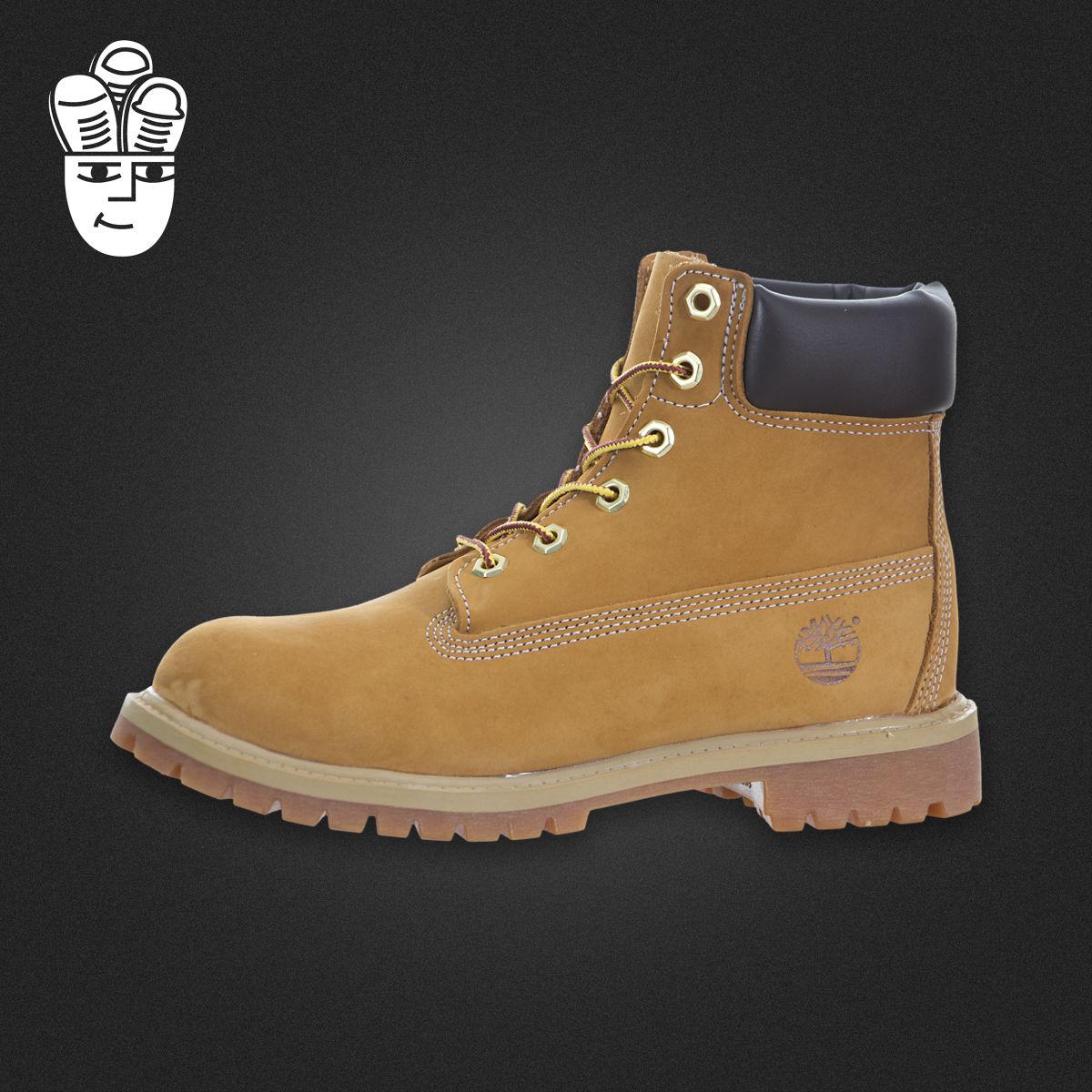 添柏嵐 Timberland 6-Inch Boot 男鞋女鞋 GS 經典6英寸潮靴