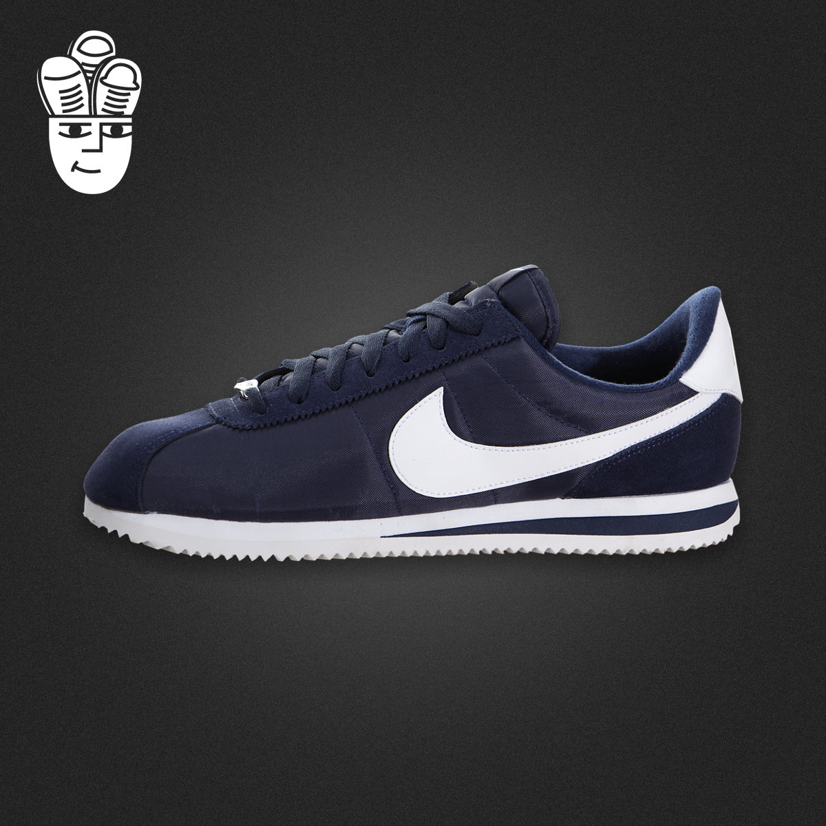 Nike Cortez Basic Nylon 耐克男子休閒板鞋 阿甘鞋經典款