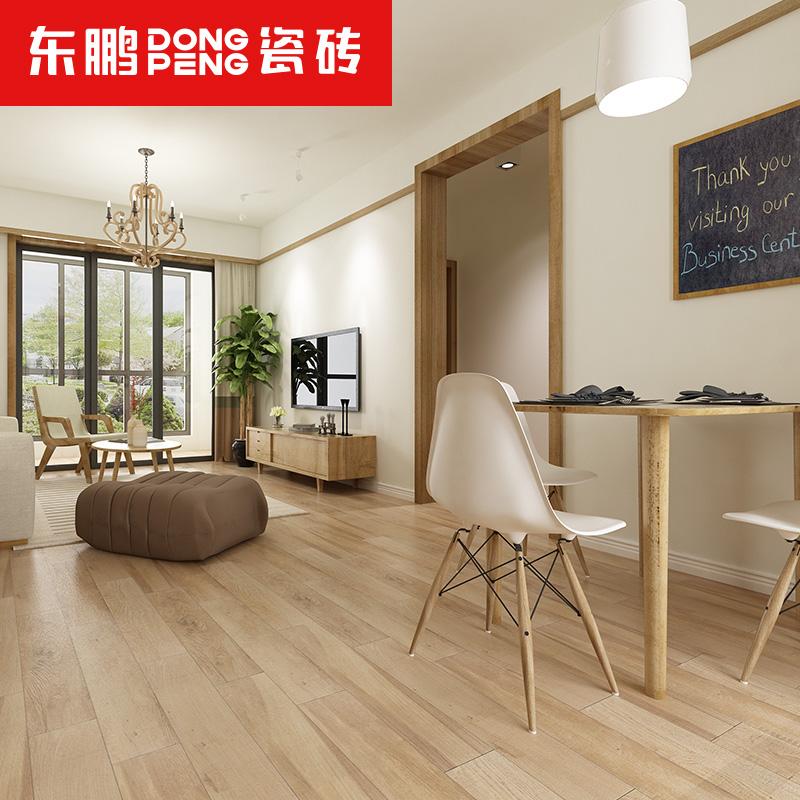 东鹏瓷砖 白桦木 木纹瓷砖木纹砖地砖地板砖 仿古砖 仿木地板瓷砖