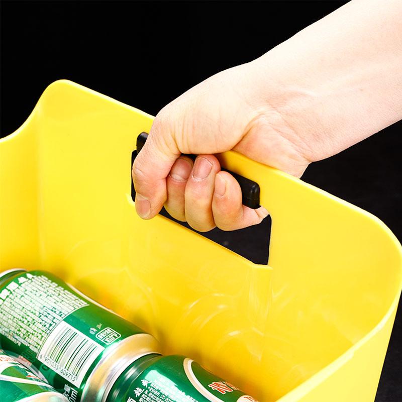 啤酒筐塑料筐塑料冰桶KTV装酒框啤酒篮啤酒框酒吧箱装啤酒的框