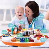 Guyu children's multi-functional game table study table 1-3 years old infant baby early childhood educational toys gift sets
