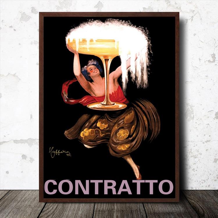 装饰画有框画海报酒吧咖啡厅威士忌洋酒芝华士红酒商业餐厅b56