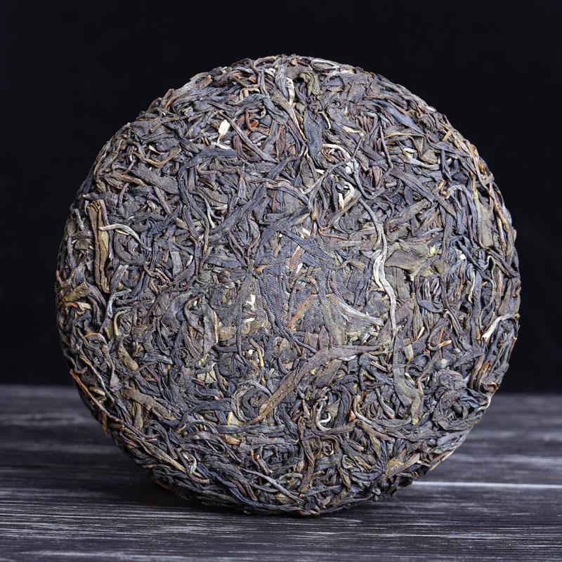 克饼茶 200 勐库老树茶饼 云南普洱茶生茶饼茶 云谭老茶庄人气推广