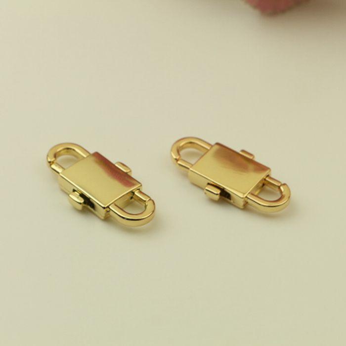 链条包调节扣 包包带缩短扣神器金属配件 字包带扣 8 箱包链条