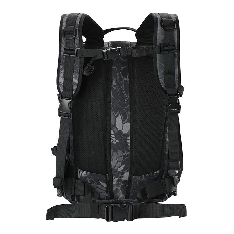 专柜品牌战术背包吃鸡 级包军迷迷彩户外双肩背包男登山旅行背包  3