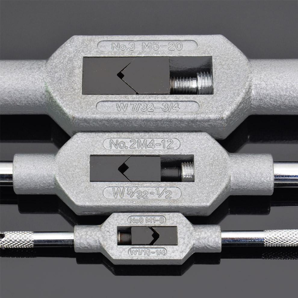 上匠丝锥扳手 丝攻扳手 丝锥绞手 铰手 适用于M1M2M3M4M5M6M8M20