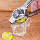 Household squeeze lemon juicer mini juicer manually pressed juice cup orange juice fried fruit juice
