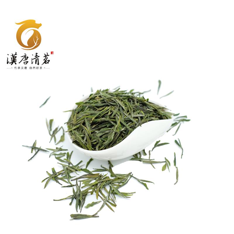 金鸡山头历史名茶产区 150g 新茶特级黄茶茶叶 2018 汉唐清茗霍山黄芽