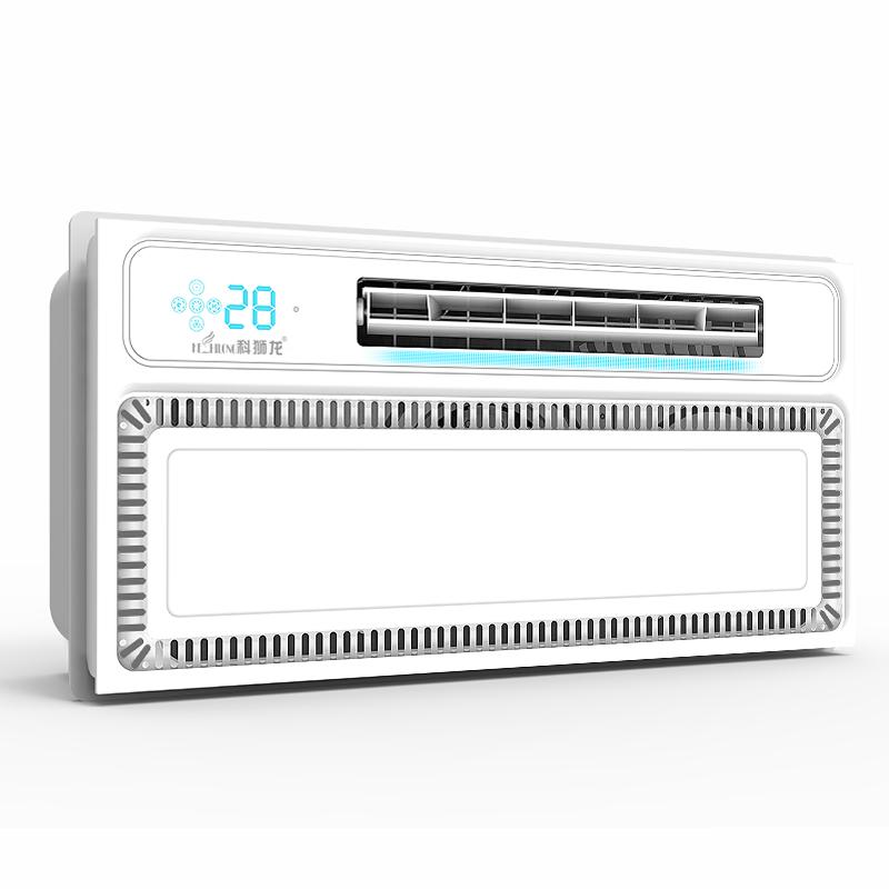 科獅龍涼霸廚房嵌入式照明二合一衛生間吹風換氣扇集成吊頂冷風機