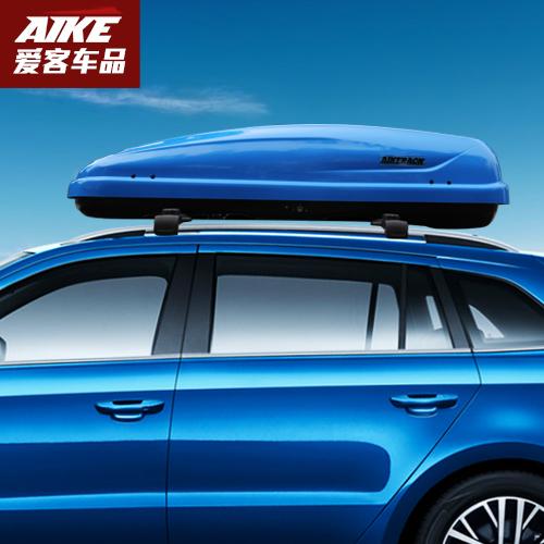 汽车车顶行李箱SUV车载储物箱置物盒新锐界普拉多车顶行李架横杆
