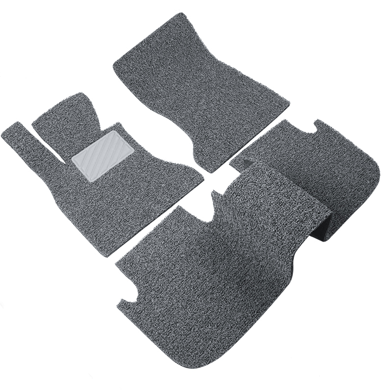 汽车丝圈脚垫地毯式通用易清洗防水可裁剪车垫子脚踏车内车用地垫优惠券