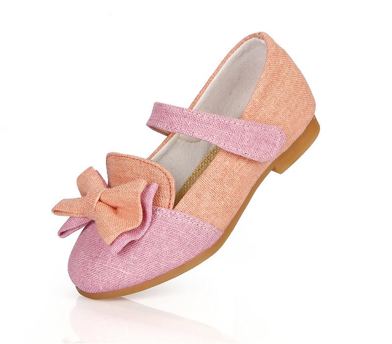 老北京儿童布鞋女夏公主鞋女童绣花宝宝室内单鞋休闲鞋中小童鞋潮